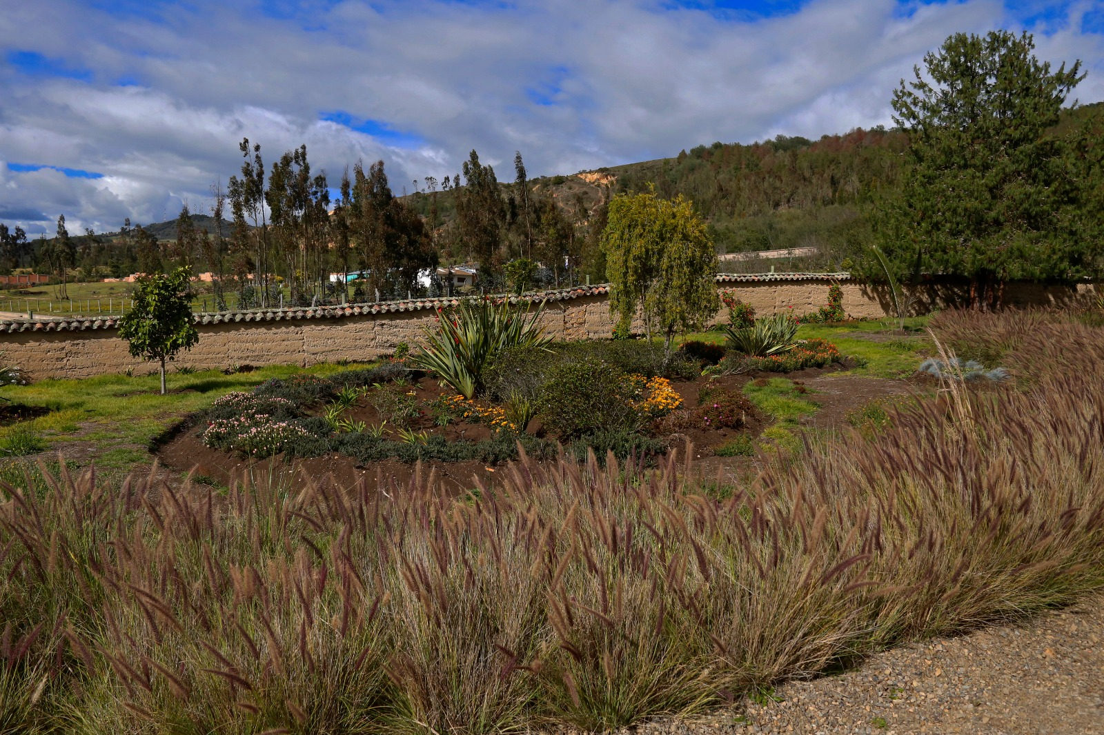 Gobernaci n de boyac invita a conocer el jard n bot nico for Vivero el botanico