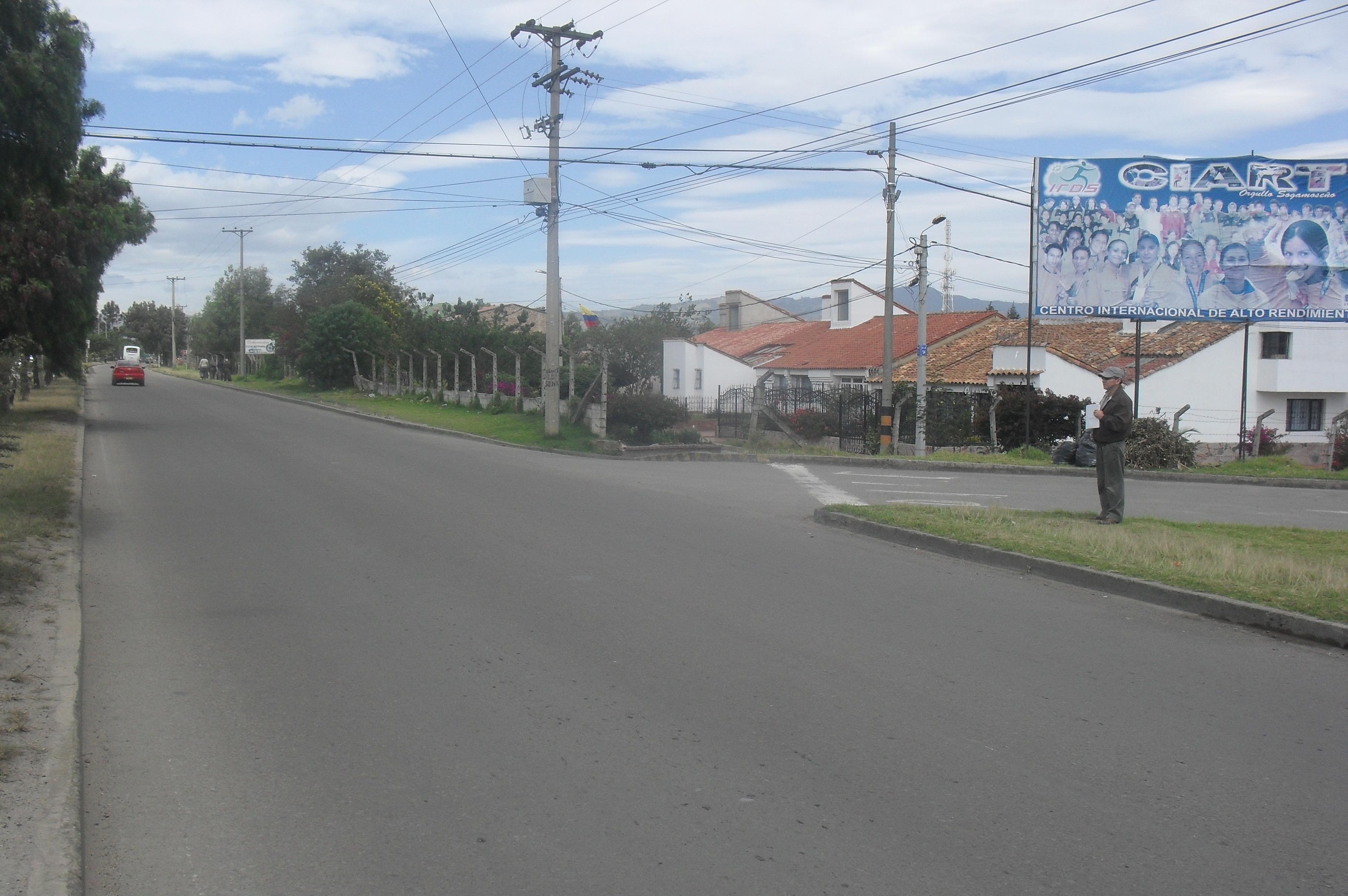 Realizarán auditoría visible a la obra de la vía La Y - Puente Blanco - Sogamoso