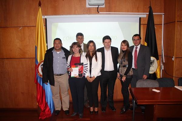 Instalado Comité Ciudadano Pro Transparencia del Contrato Plan Boyacá