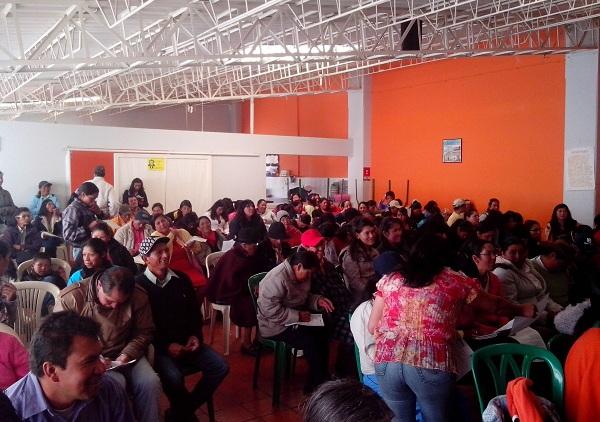 Foto: Secertaría de desarrollo Humano Gobernación de Boyacá