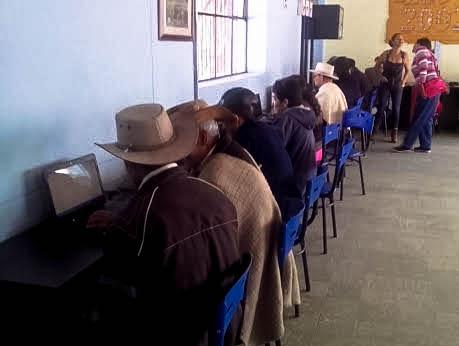 Foto: Sistemas - Gobernación