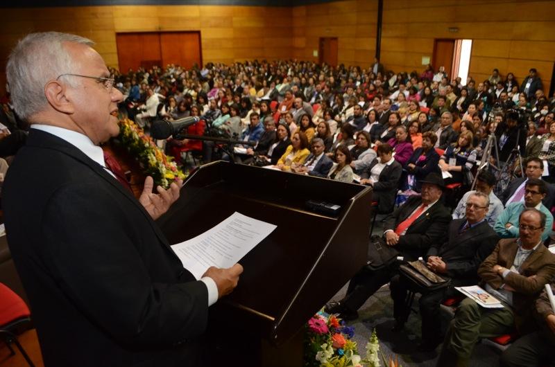 Con éxito se clausuró el Congreso Internacional de Educación y Pedagogía