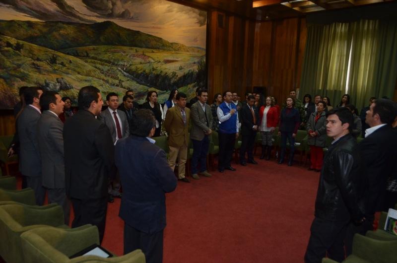 Sábado 18 de octubre se desarrollará Consejo de Política Social en el Palacio de la Torre