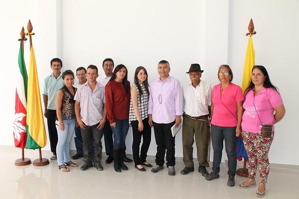 Conforman Veeduría Ambiental en el municipio de Pauna, Boyacá