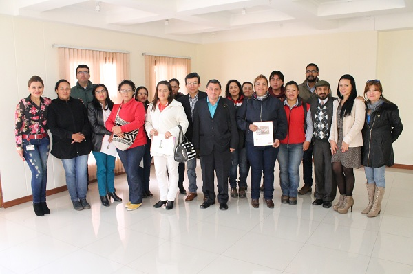 Gobernación de Boyacá celebró la II Jornada Programa de Educación Solidaria