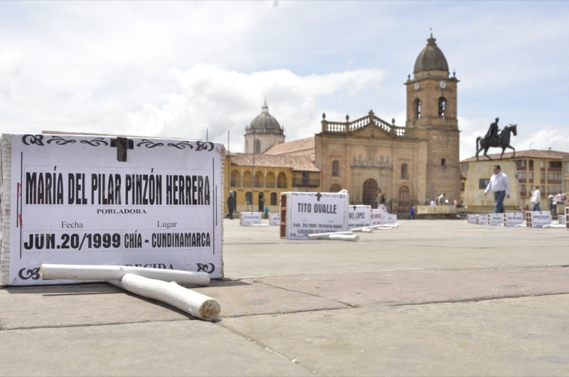 MinInterior pide a gobernantes que no han implementado la Ley de Víctimas que la hagan realidad