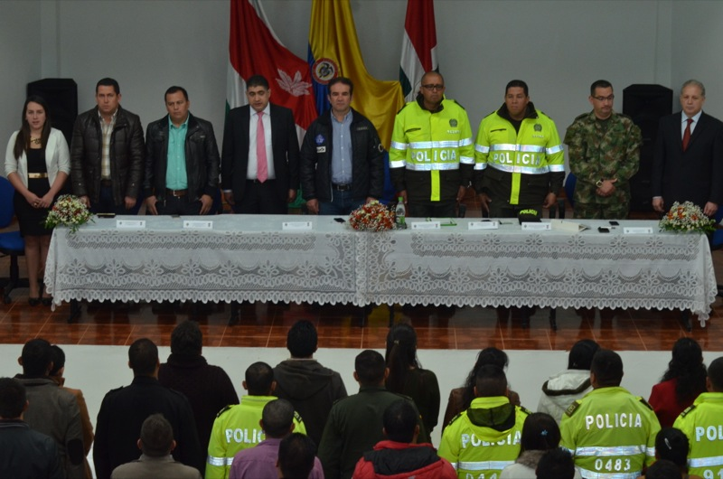 8.000 mil millones de pesos para la construcción del Batallón de Alta Montaña de Chiscas