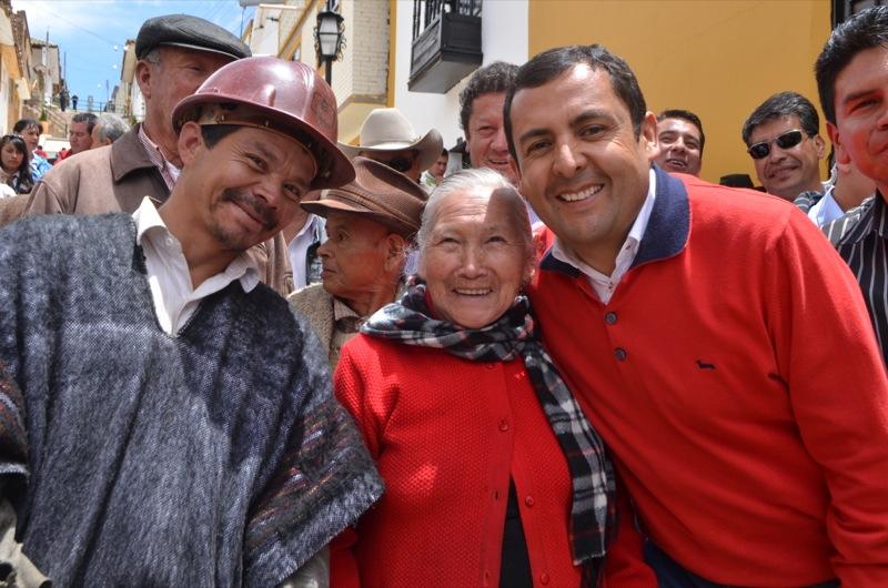 Gobernador encabezó socialización de proyectos viales en Sugamuxi, Valderrama y Tundama