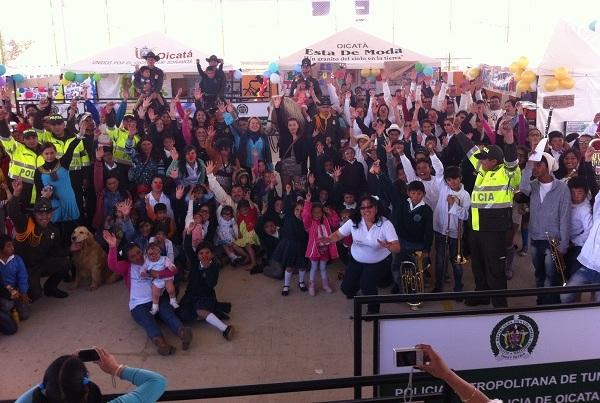 Significativo respaldo de Oicatá al programa del 'Nuevo Ciudadano Boyacense'