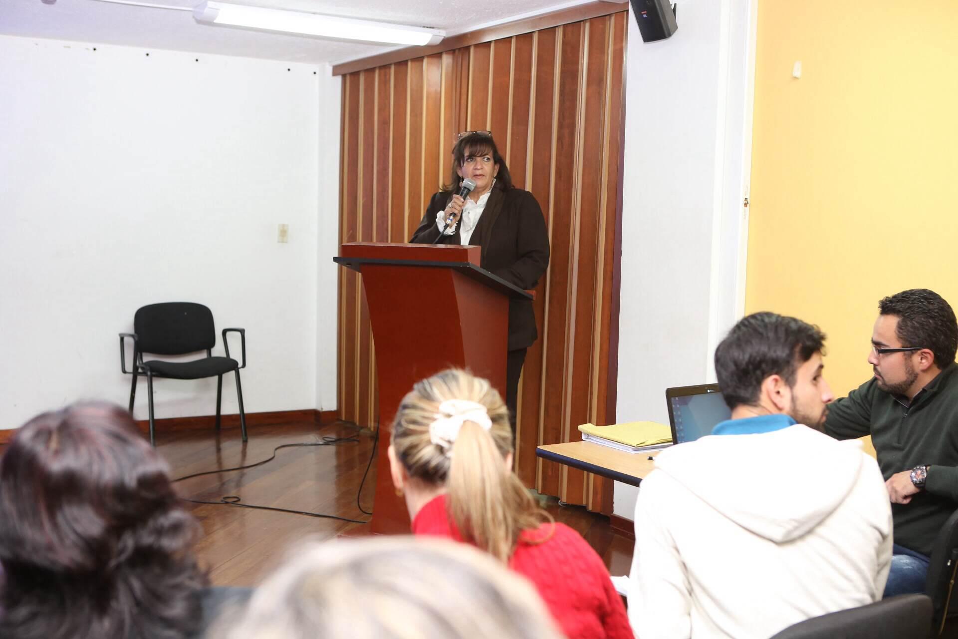 Instituto de tránsito de Boyacá expuso avances ante el Gobierno Departamental
