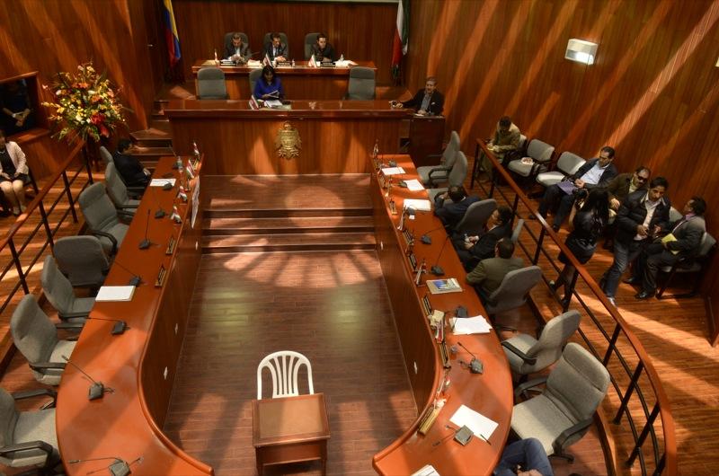 Control político adelantado por la Asamblea fue bien recibido por el Gobierno Departamental