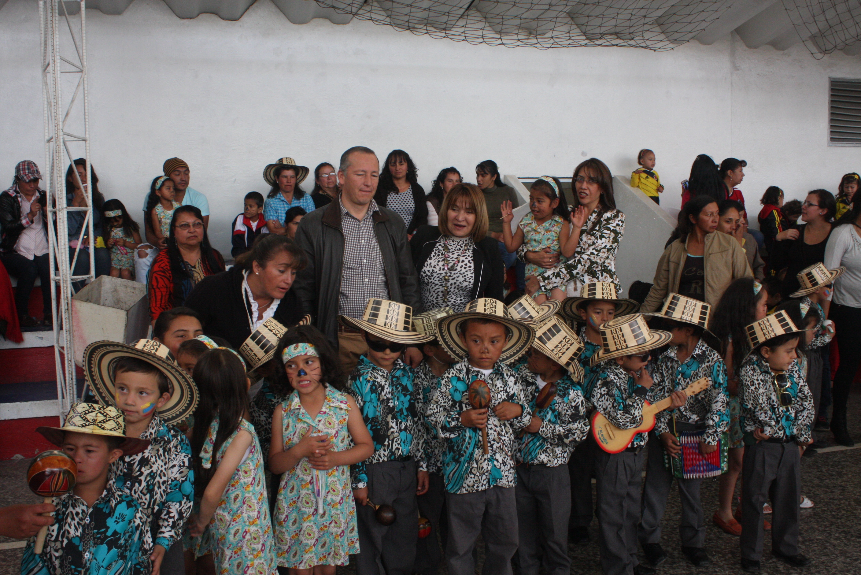 Corrales lidera alcance de objetivos en Rutas de Atención Integral a la Primera Infancia