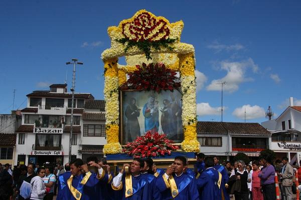 Boyacá y su devoción religiosa también llegarán a Corferias a partir del 5 de agosto