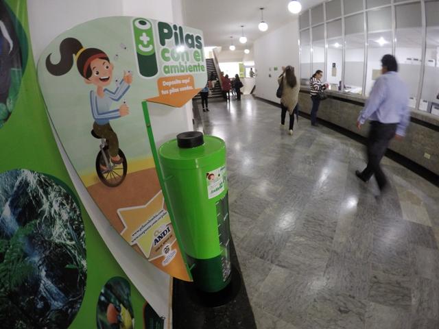 Continúa campaña de la Gobernación 'Pilas con el Ambiente'