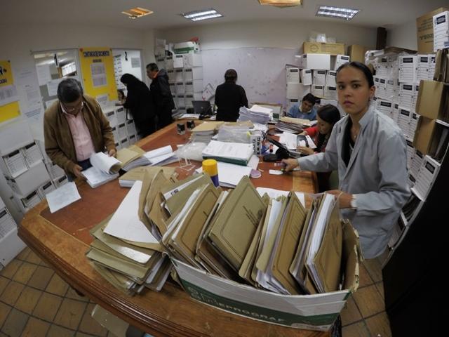 Área de archivo no atenderá a funcionarios de la Gobernación y al público