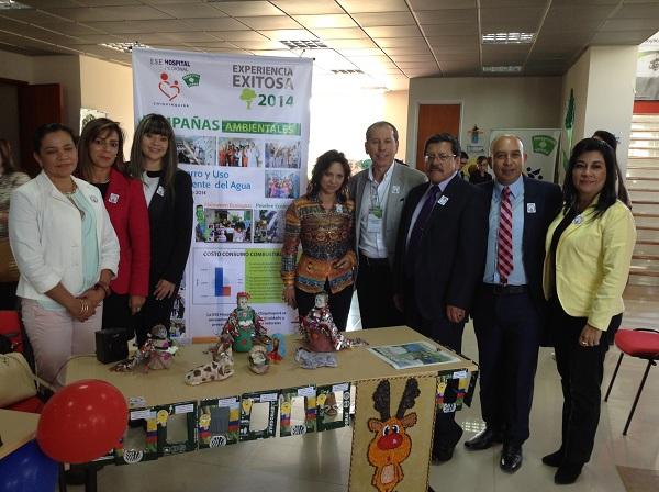 Secsalud adelanta programa 'Hospital sostenible, estrategia amigable con el medio ambiente'