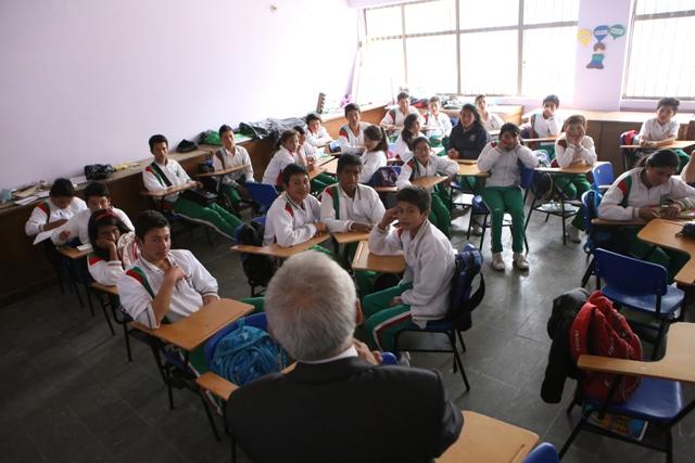 Gran oportunidad para los educadores del Departamento