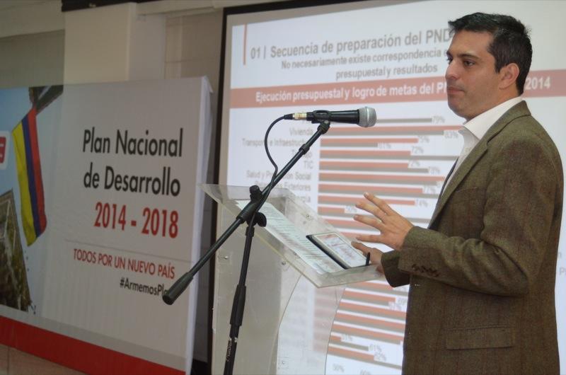 DNP presentó el enfoque metodológico y planteamiento estratégico para el Departamento
