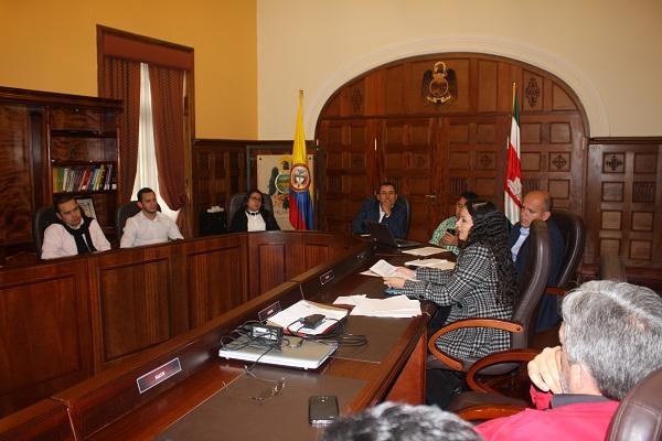 Bureau Veritas destacó el trabajo en equipo como principal virtud de la Gobernación de Boyacá
