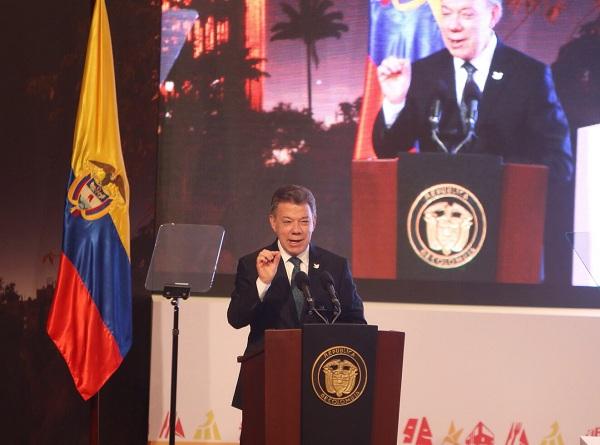 Presidente de la República dio apertura a la 34 Vitrina Turística Anato 2015