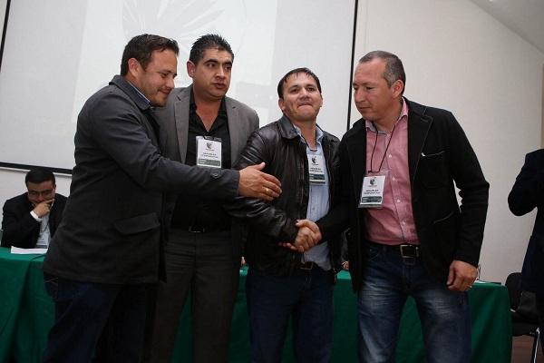 Eligen alcaldes al Consejo Directivo de Corpoboyacá