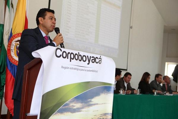 """""""Gobierno de Boyacá trabaja por un modelo de territorio ambiental sostenible"""": Umbarila Suárez"""