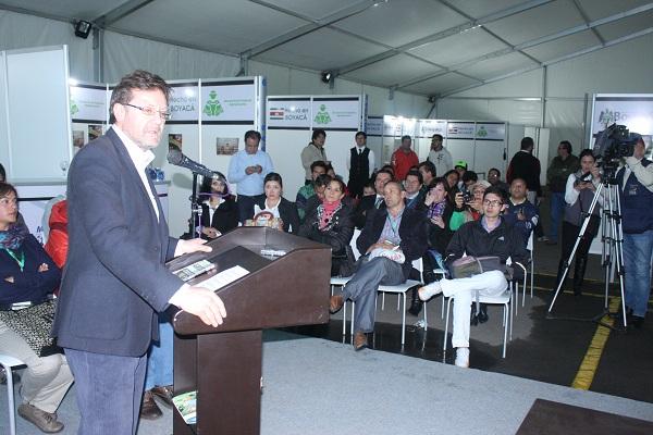 Fomento Agropecuario presentará innovaciones en el campo Boyacense