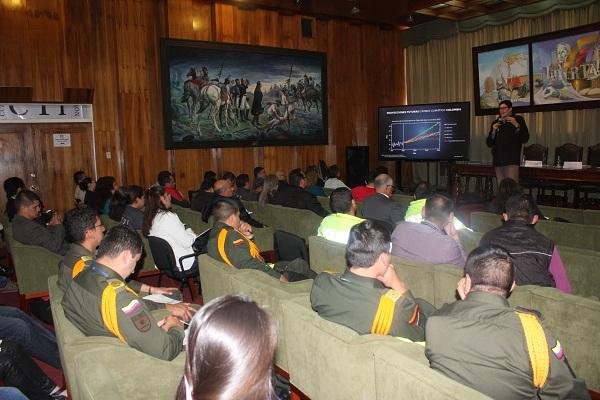 Gobernación participa en el primer seminario taller de Medio Ambiente