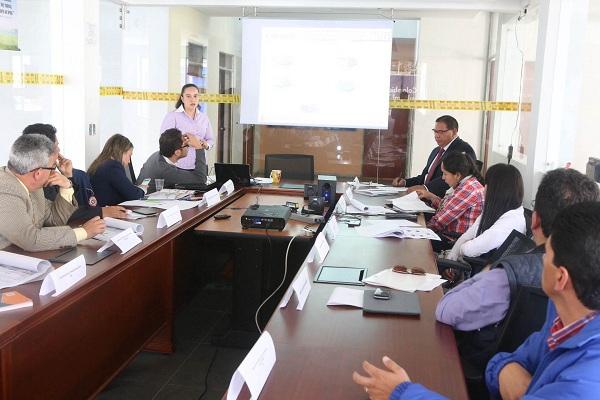 Se adelantó primer comité técnico del Consejo Superior Ambiental de Boyacá