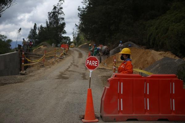 """Vía Duitama - Charalá, obra de importancia estratégica para el país"": Gerente Contrato Plan"