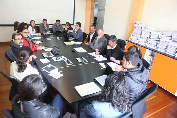 Funcionarios de Tunja, Duitama, Paipa y Sogamoso proyectan una integración de tipo regional