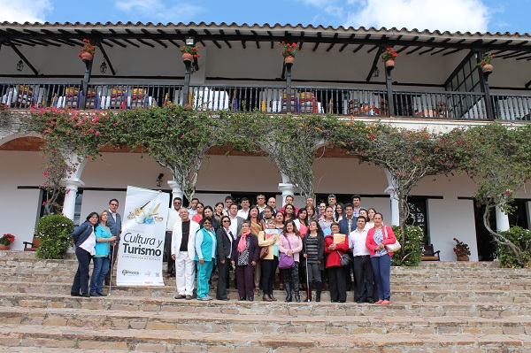 Gobernación realizó taller 'Desarrollo Económico Local' en Villa de Leyva