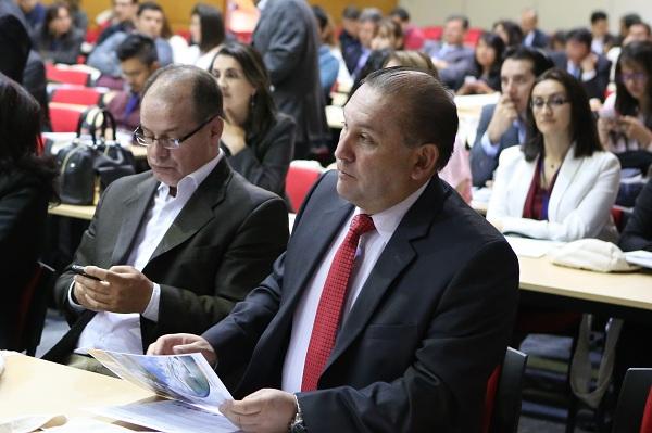 Secretaría de Minas y Energía promociona el sector a nivel internacional