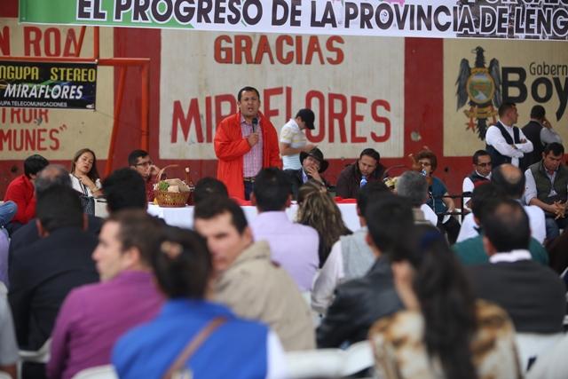 En marcha rendición de cuentas territorial: Planeación Departamental