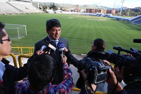 Estadio la Independencia no está apto para partidos de fútbol por mejoramiento de gramilla