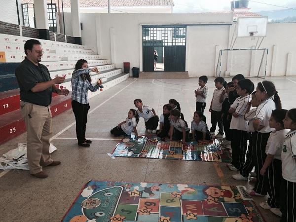 Fortalecimiento del vínculo afectivo en Tenza, otra jornada del Nuevo Ciudadano Boyacense
