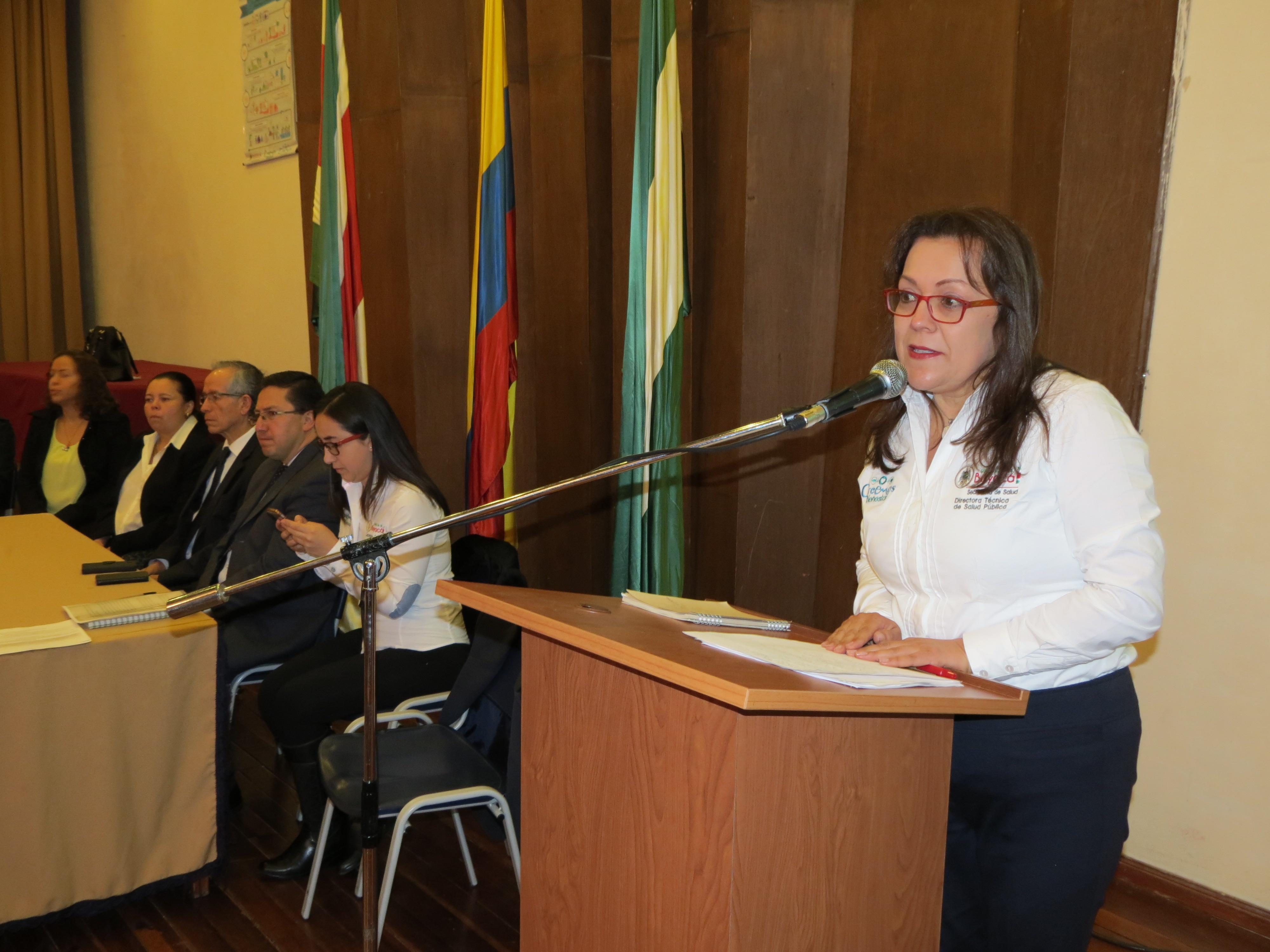 Socializan la creación del Consejo Territorial de Salud Ambiental -COTSA-