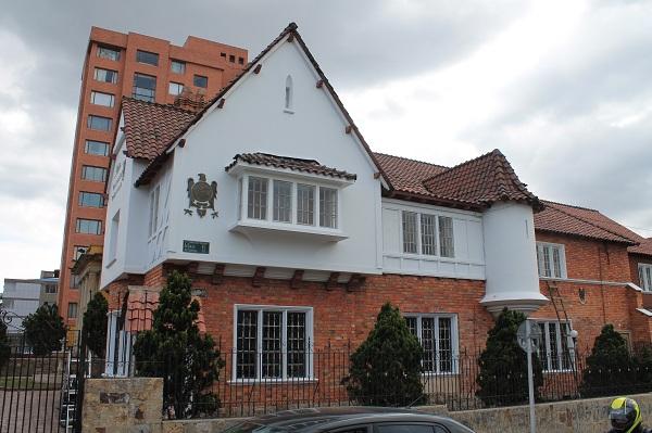Infiboy realizó mantenimiento y reparaciones a la Casa de Boyacá en Bogotá