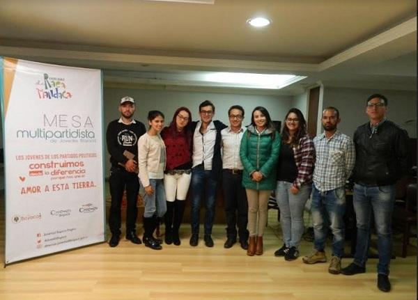 Dirección de Juventud socializó Política Pública en Arcabuco