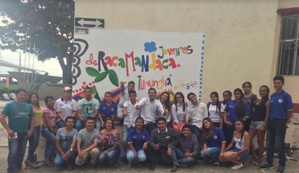 Dirección de Juventud trabajó con nuevas generaciones de Tununguá