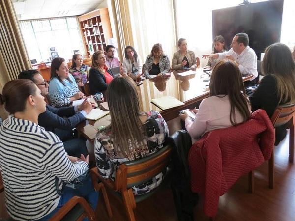 Foto: Edgar Rodríguez- Prensa Secretaría de Salud