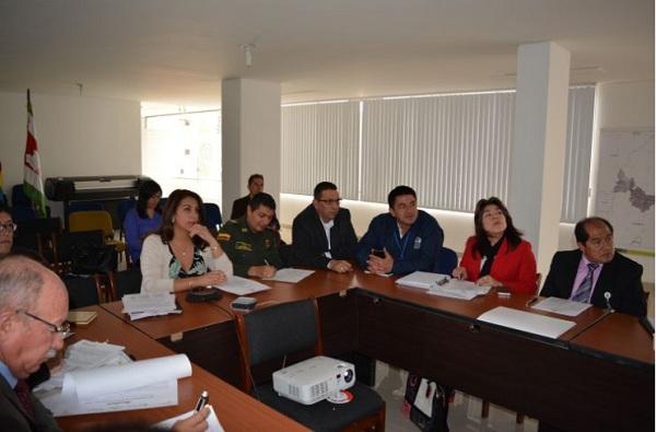 Ministerio del Interior supervisó preparativos del proceso electoral especial de Sogamoso