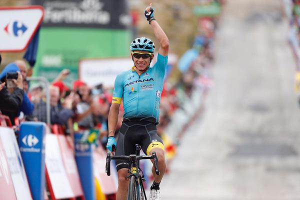 Foto: Ciclismo Internacional (@PhotoGomezSport).