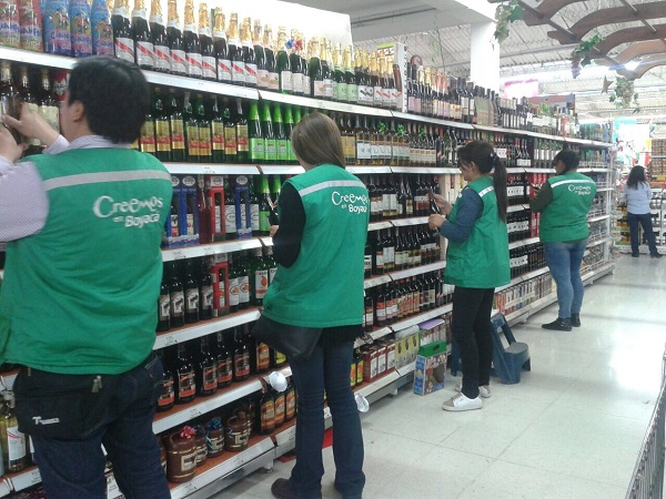 En 2018 se han visitado 1.042 establecimientos para verificar legalidad de licores