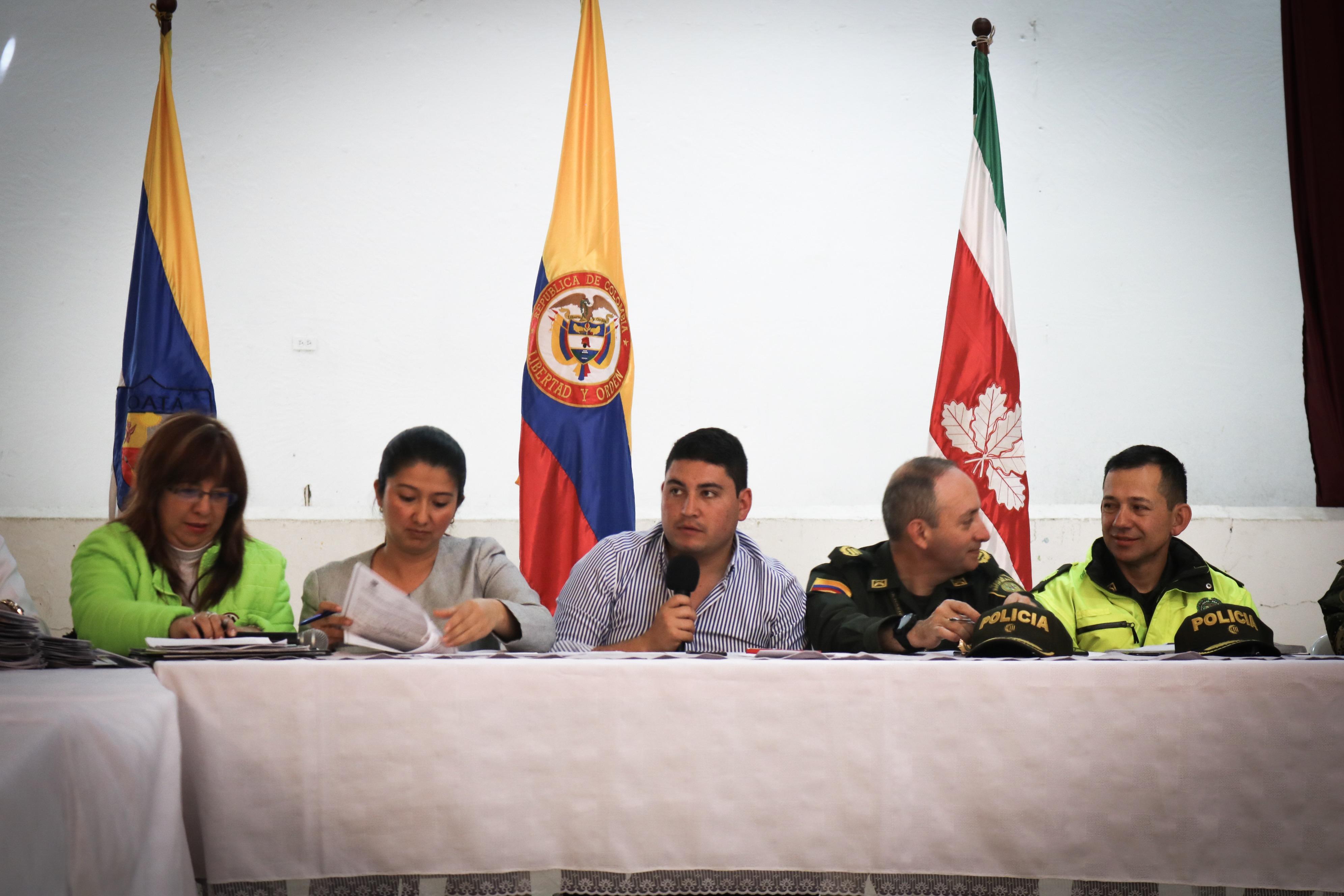 En Soatá se realizó Consejo electoral para la provincia Norte