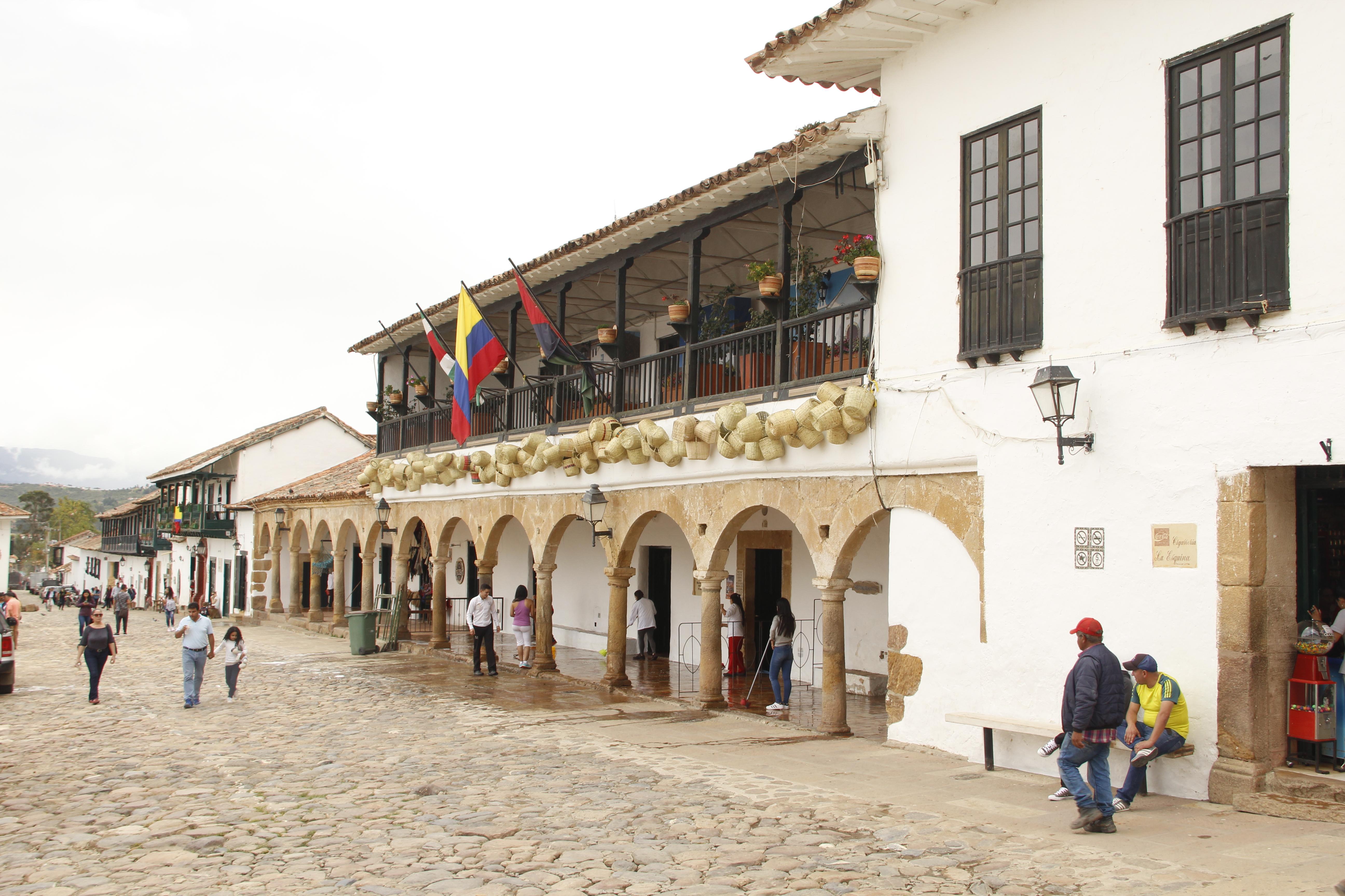 La Gobernación de Boyacá entregará canastos en Villa de Leyva
