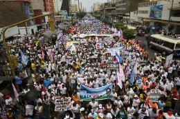 Federación Nacional de Departamentos respalda marcha por la paz