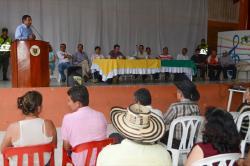 Recursos adicionales para construcción de la vía Buenavista – La Victoria gestiona Gobernador