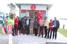 Gobernación y Viceministerio de Turismo realizaron apertura a Puntos de Información Turística