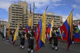 Boyacá rinde tributo a los 208 años de Independencia de Colombia
